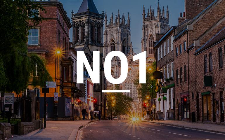 No1 York copy