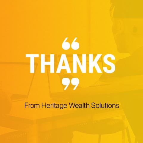 Testimonials Heritage Wealth Solutions copy