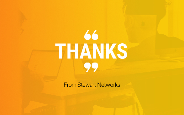 Testimonials Stewart Networks Testimonial copy